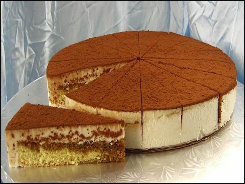 Maurice Mocha Cake